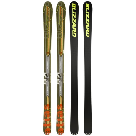 Blizzard 2010/2011 Titan Atlas IQ Max Alpine Skis - IQ Max Slider System