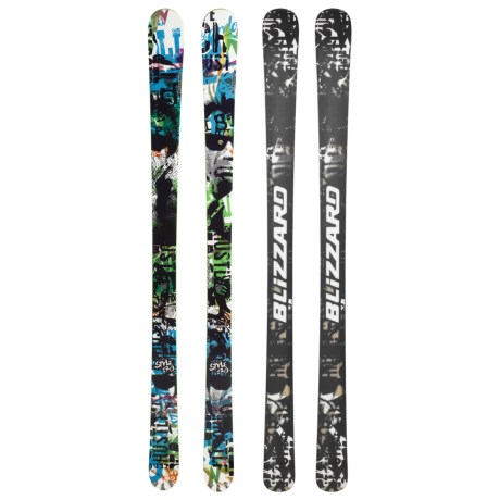 Blizzard 2010/2011 The Style Alpine Skis
