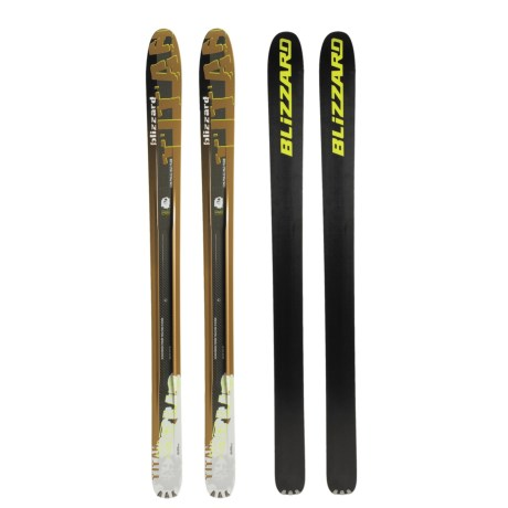 Blizzard 2010/2011 Titan Zeus IQ Alpine Skis