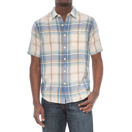 True Grit Maverick Plaid Shirt - Short Sleeve (For Men)