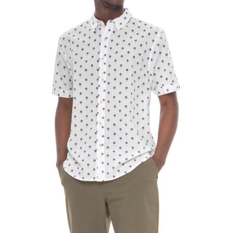 True Grit Paradise Palm Shirt - Short Sleeve (For Men)