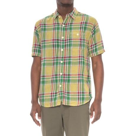 True Grit Plaid Pocket Shirt - Short Sleeve (For Men)