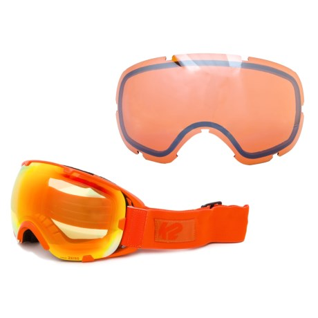 K2 Source Z Ski Goggles - Extra Lens