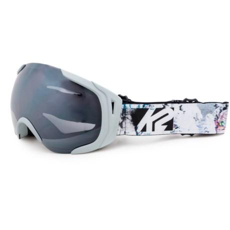 K2 Photoantic DLX Ski Goggles