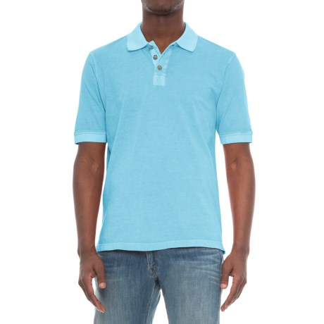 True Grit Buffalo-Nickel Polo Shirt - Short Sleeve (For Men)