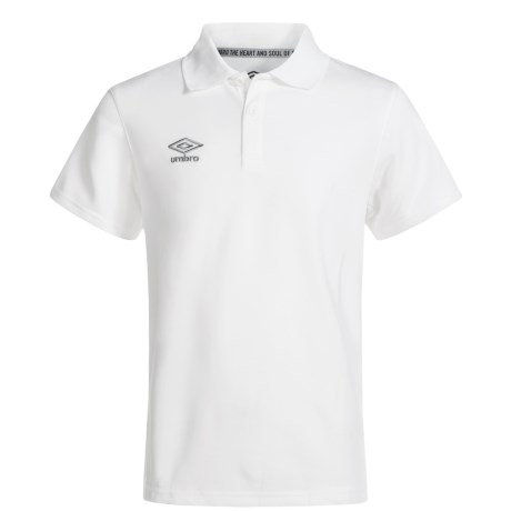 Umbro Polo Shirt - Short Sleeve (For Big Boys)