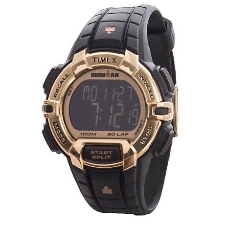 Timex IRONMAN® Rugged 30 Full-Size Digital Watch (For Men)