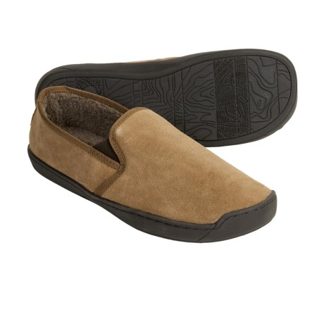 Woolrich Bootleg Slippers - Suede (For Men)