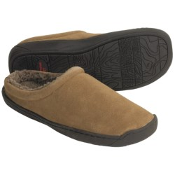 Woolrich Bourbon Clog Slippers - Suede (For Men)