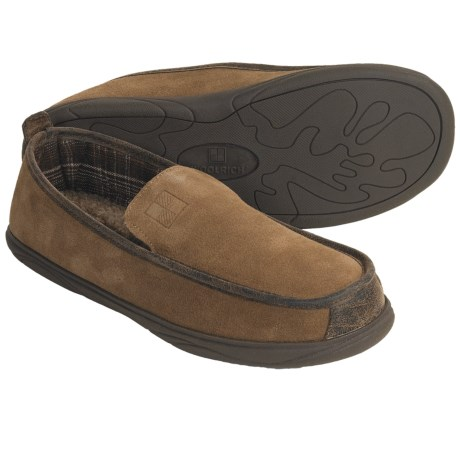 Woolrich Lafley Moc Slippers (For Men)