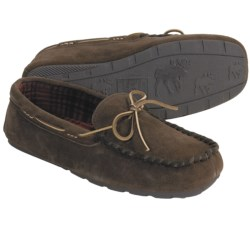 Woolrich Meridian Moc Slippers - Suede (For Men)