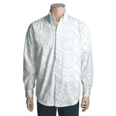 Stetson Brady Medallion Shirt - Long Sleeve (For Men)