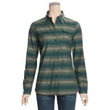 Stetson Serape Stripe Shirt - Long Sleeve (For Women)