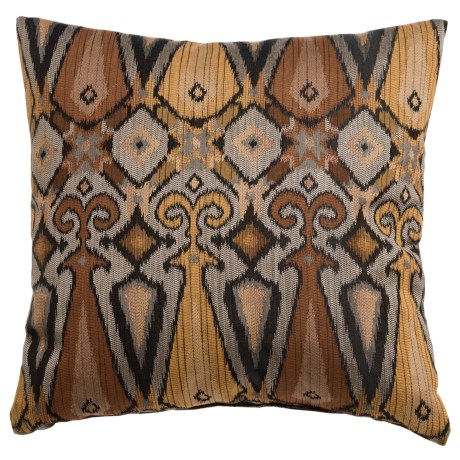 "Canaan Linditi Decorative Pillow - 22x22"", Feather-Down"