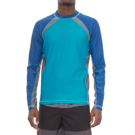 Cabana Life Rash Guard - UPF 50+, Long Sleeve (For Men)