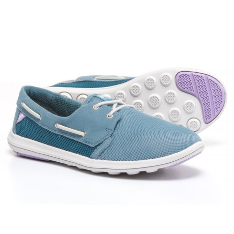 Helly Hansen Lillesand Mesh Boat Shoes (For Women)