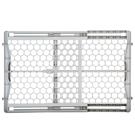 Carlson Pet Products Easy Fit Plastic Expandable Pet Gate