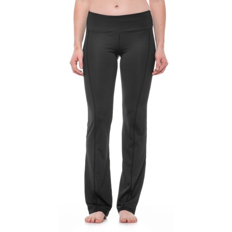 The Girls Tummy Control Bootcut Pants (For Women)