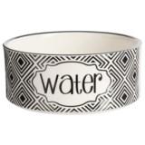PetRageous Stoneware Dog Water Bowl - 3.25 Cups