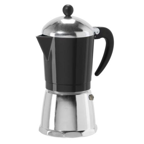 Oggi OGGI Stovetop Espresso Maker - 6-Cup
