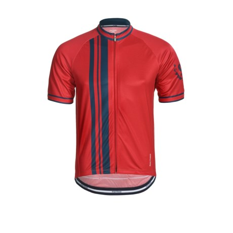 Pactimo Ascent Cycling Jersey - Full-Zip, Short Sleeve (For Men)