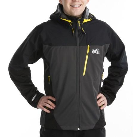 Millet W3 Composite Jacket - Windsopper®, Soft Shell (For Men)