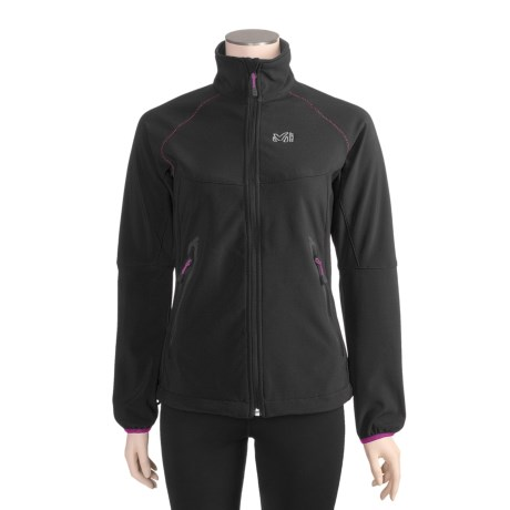 Millet Monterosa Jacket - Soft Shell (For Women)