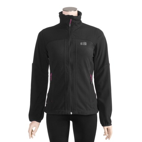 Millet Dual Jacket - Soft Shell (For Women)