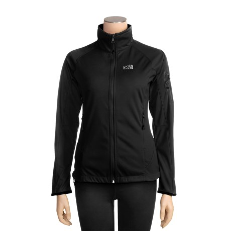 Millet W3 Pure Jacket - Windstopper® Soft Shell (For Women)
