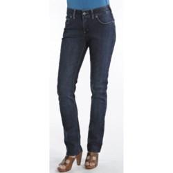 Zenim Skinny Jeans - Back Pocket Embroidery (For Women)