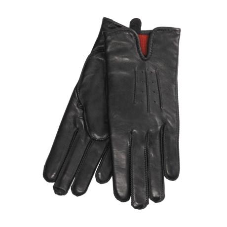 Cire by Grandoe Debut Sheepskin Gloves - Cashmere Lining (For Women)