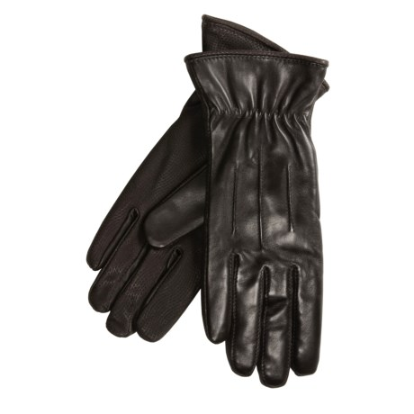 Cire by Grandoe Liberty Sheepskin Gloves - Thinsulate® Lining (For Women)