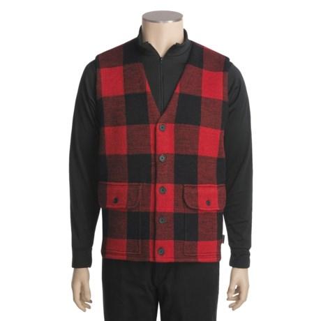 Woolrich Buffalo Vest - Wool (For Men)