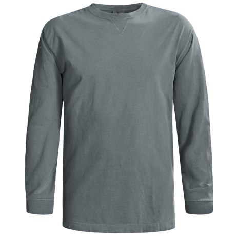 Woolrich First Forks T-Shirt - Long Sleeve (For Men)