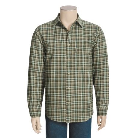 Woolrich Rock Pass Shirt - Long Sleeve (For Men)