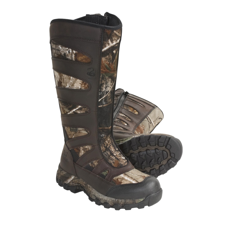 Wonderful  Shoes  Hunting Boots  Tamarack Women39s Bosket Waterproof Snake Boots