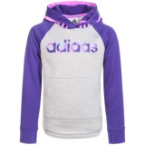 adidas Color-Block Hoodie (For Little Girls)