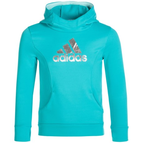 adidas High-Performance Hoodie (For Little Girls)