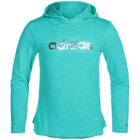 adidas Hustle Your Bustle Hoodie (For Little Girls)