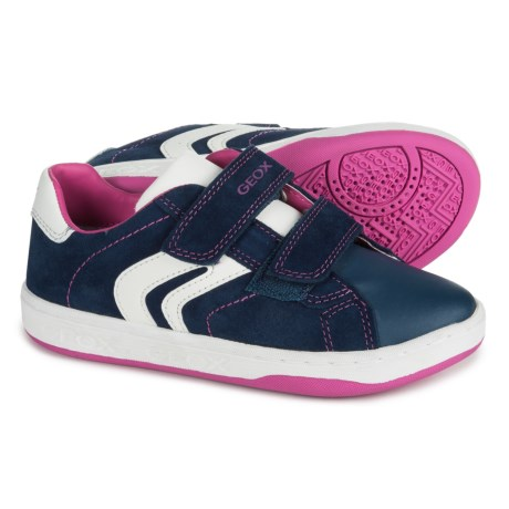 Geox Mania G. A. Sneakers - Suede (For Girls)