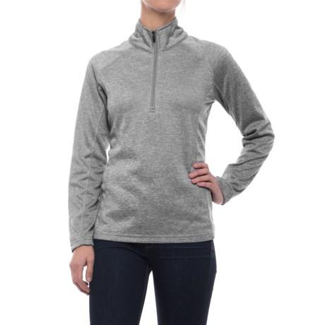 Colorado Clothing Agate Fleece Shirt - Zip Neck, Long Sleeve (For Women)