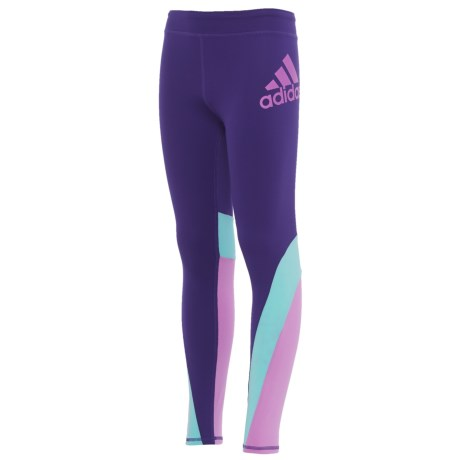adidas Dynamic Leggings (For Big Girls)