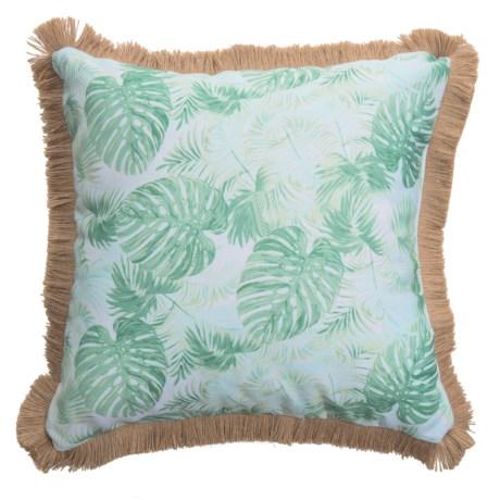 "Nicole Miller Palm Paradise Throw Pillow - 20x20"""