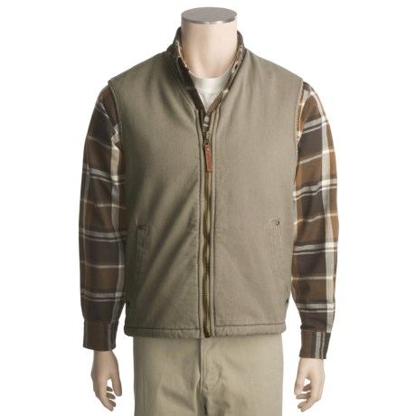 Woolrich Marlow Vest - Sherpa Lining (For Men)