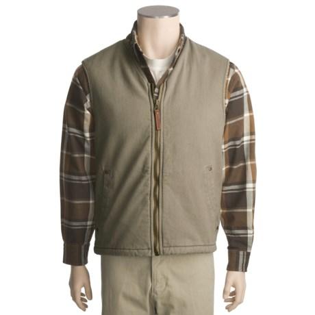 Woolrich Marlow Vest - Sherpa Lining (For Men)