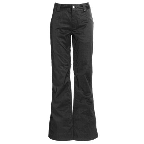 Burton Shayla Snow Pants- Waterproof (For Junior Girls)