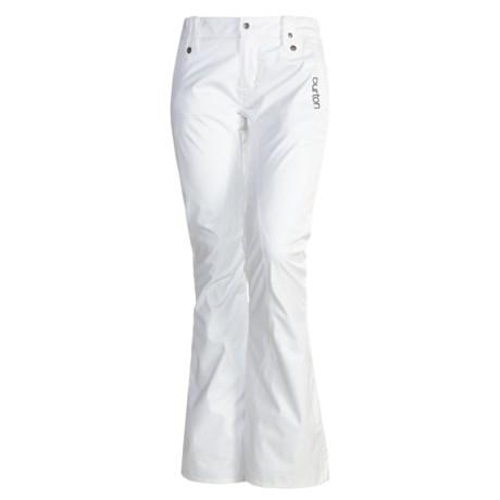 Burton Gloria Snow Pants - Waterproof (For Women)