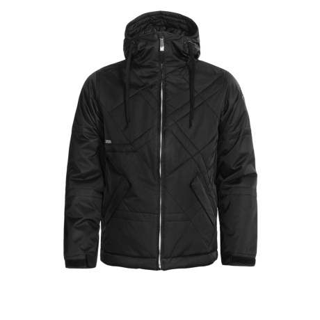 Burton The White Collection Puffaluffagus Jacket - Insulated (For Men)