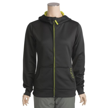 Burton Scoop Fleece Hoodie Jacket (For Women)