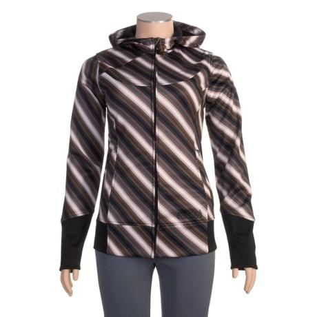 Burton North Star Hooded Jacket - Fleece (For Women)